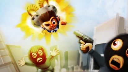 Jetpack Joyride - Launch Trailer