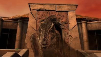 Jurassic Park - Action Montage Trailer
