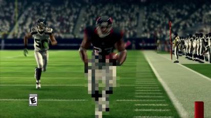 Madden NFL 25 - Censored Moves Trailer