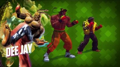 Street Fighter IV - Costume Trailer