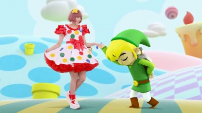 New Nintendo 3DS - 'Kisekae' Switchable Faceplates Japanese TV Spot
