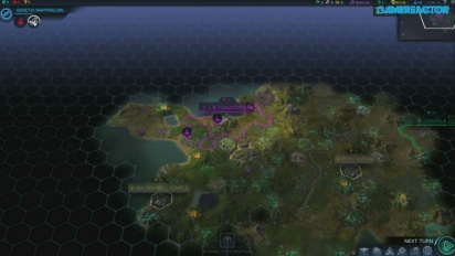 Civilization: Beyond Earth - Gameplay