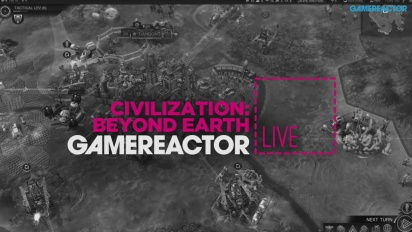 Civilization: Beyond Earth - Demo Livestream Replay