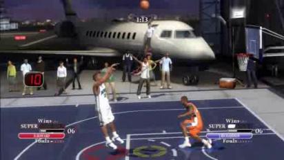 NBA Ballers: Chosen One- Midway Gamers' Day 08: Chuck D Trailer