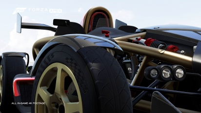 Forza Motorsport 6 - Apex gameplay trailer