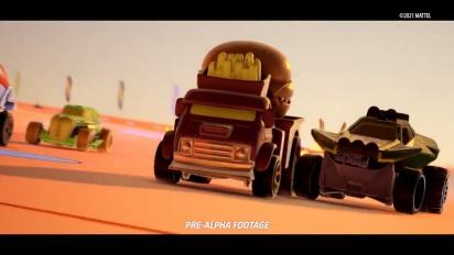 Hot Wheels Unleashed - Skyscraper Unveil Trailer