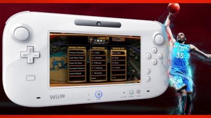 NBA 2K13 - NBA 2K13 - Developer Insight: Wii U