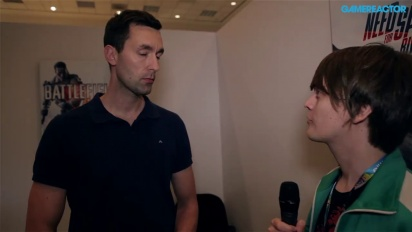 E3 13: EA Games' Patrick Söderlund - Interview