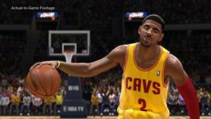 NBA Live 14 - Cover Athlete Announcement Trailer