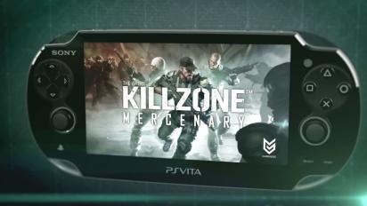 Killzone: Mercenary  - Art Book Trailer