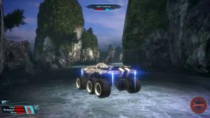Mass Effect - Mako Tank Assault