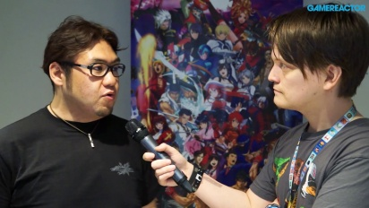 Project X Zone 2 - Kensuke Tsukanaka Interview