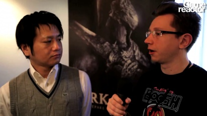 Dark Souls: Prepare to Die Edition - Interview