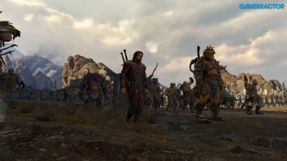 Middle-earth: Shadow of War - Gamescom Gameplay