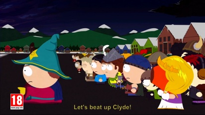 South Park: The Stick of Truth - Switch Launch Trailer