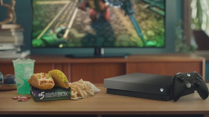Taco Bell Xbox One X - Trailer