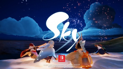 Sky: Children of the Light - Nintendo Switch Announcement