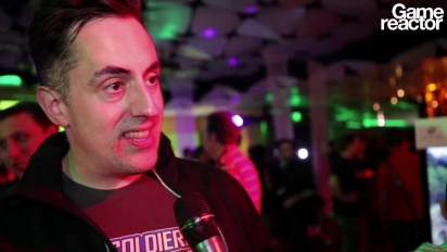 E3 12: Ascend: New Gods - Interview