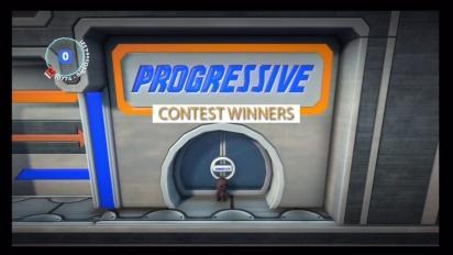 Little Big Planet 2 - Progressive Contest Winners Trailer