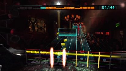 Rocksmith - Alternative Rock DLC Pack Trailer