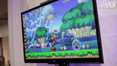 New Super Mario Bros. U - Gameplay