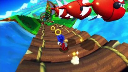 Sonic Lost World - Announcement Trailer