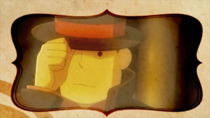 Professor Layton vs. Ace Attorney - TGS 11 Gameplay Trailer