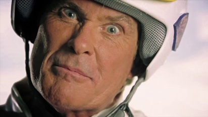 Burnout Crash David Hasselhoff Trailer