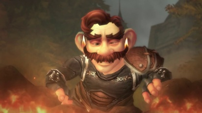 World of Warcraft - Lemmy the Gnome in Gnomo-plasty Trailer