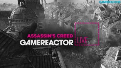 Assassin's Creed Unity: Dead Kings DLC - Livestream Replay