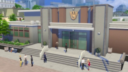 The Sims 4: Get to Work - Official Announce Trailer