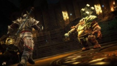 Kingdoms of Amalur: Reckoning - The Change Trailer