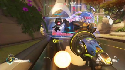 Overwatch - Lucio Gameplay Preview