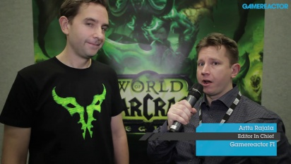 World of Warcraft: Legion - Lead Designer Interview