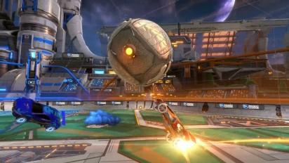 Rocket League - Starbase ARC Gameplay Trailer