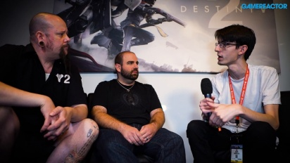 Destiny 2 - Thomas Gawrys & David Shaw Interview