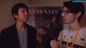 Code Vein - Keita Iizuka Interview