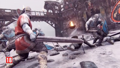 For Honor - Winter Event Trailer