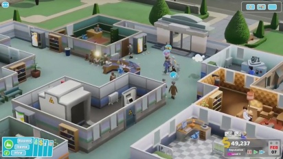 Two Point Hospital - Official Developer Gameplay