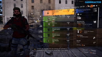 The Division 2 - Control Point Demolition Site Solo Gameplay