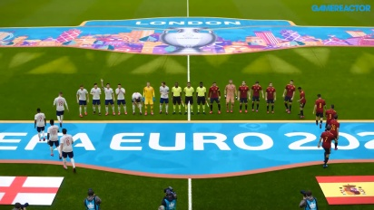 eFootball PES 2020 - UEFA Euro 2020 England vs Spain