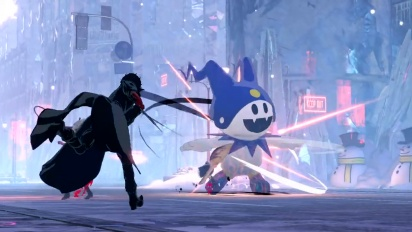 Persona 5 Strikers - Launch Trailer