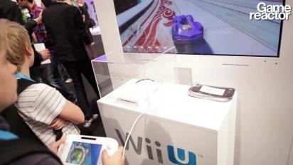 Sonic & All-Stars Racing Transformed - Wii U Gameplay