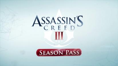 Assassin's Creed III - Season Pass Trailer