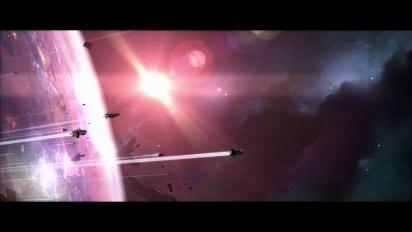 Strike Suit Zero - Intro Cinematic Trailer