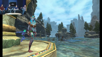 Everquest II - An Inside Look at Siren's Grotto Dev Diary