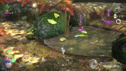 Pikmin 3 - Multiplayer Fun Trailer