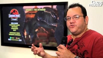 GC 11: Jurassic Park Presentation