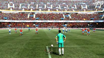 FIFA 12 - Spain vs England