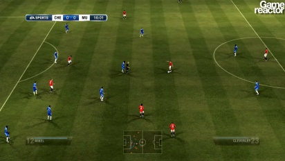 FIFA 12 Gameplay: Chelsea FC - Manchester United